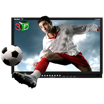 Obrázek 3D-241-HDSDI 24' 3D Monitor with Dual HDSDI Inputs two L/R Sources