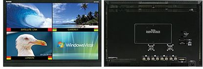 "Obrázek QV261-HDSDI 26"" Widescreen Native HD Resolution LCD Monitor with built in Quad Splitter"