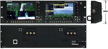 Obrázek OR-702 Dual 7' Rack Mount Monitor