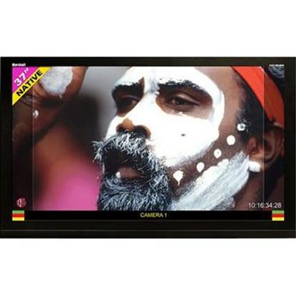 "Obrázek V-R371-IMD-HDSDI 37"" Widescreen Native HD Resolution LCD Monitor with built in IMD Function"