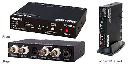 Obrázek BC-0103-10 Converter, Video (SDI 10 Bit) to SDI
