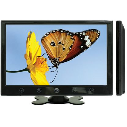 Obrázek M-LYNX-10W 10' A/V Wide Screen LCD Monitor with Composite, S-Video, VGA, and Audio inputs