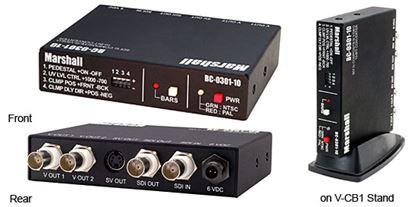 Obrázek BC-0301-10 Converter, SDI to Video (SDI 10 Bit)