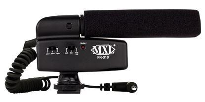 Obrázek MXL FR-310 Hot Shoe Shotgun Microphone