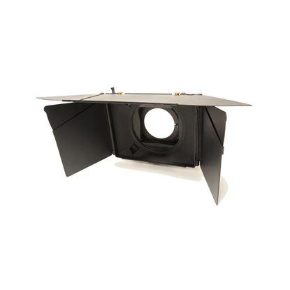 Obrázek Petroff 4x5 Wide Matte Box
