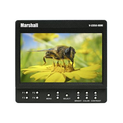 "Obrázek Marshall 5"" Small HDMI 800 x 480 Monitor"
