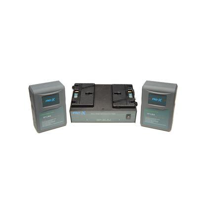 Obrázek 3-Stud Battery Kit
