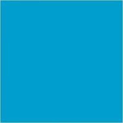 Obrázek FOTOGRAFICKÉ POZADÍ PAPÍROVÉ - FOTOPOZADÍ 1,35x11 m AZUROVÁ MODŘ (BLUE HEAVEN/JAY)