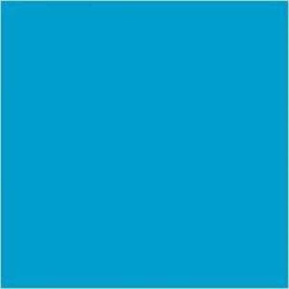 Obrázek FOTOGRAFICKÉ POZADÍ PAPÍROVÉ - FOTOPOZADÍ 2,75x11 m AZUROVÁ MODŘ (BLUE HEAVEN/JAY)