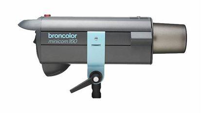 Obrázek Broncolor Minicom 160 1200 J Multi-Voltáge - Ateliérová záblesková lampa