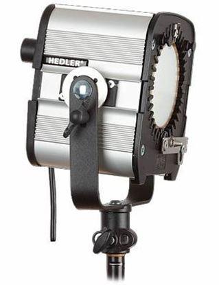 Obrázek Hedler DX 15 HMI - Metal halogenová lampa vč. čirého skla (Denní světlo)