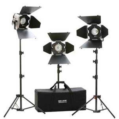 Obrázek Hedler DX 15 HMI – Pro3 Kit Metal halogenové lampy (Denní světlo)