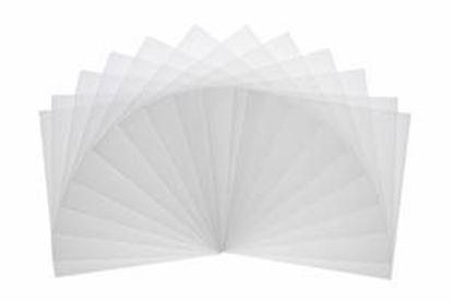 Obrázek Sada difusních opálových filtrů (12 ks) pro reflektor P-70