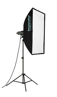 Obrázek Softbox 90 x 120 cm pro všechny typy zábleskových světel MobilLed, Litos, Picolite, Mobilite, Unilite, Pulso G, Pulso Twin, Pulso 8, Minicom, Minipuls