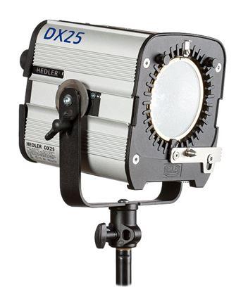 Obrázek Hedler DX 25 HMI - Metal halogenová lampa vč. ochranného skla (Denní světlo)