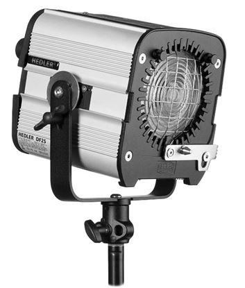Obrázek Hedler DF 25 HMI - Metal halogenová lampa vč. vestavěné Fresnelové čočky