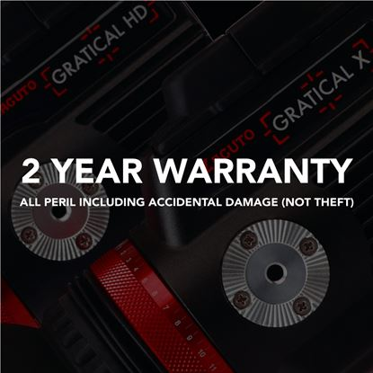 Obrázek 2 years all damage warranty